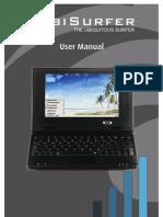 Manual UbiSurfer