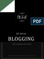 All About Blogging V0.1
