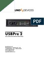 USBPre2 En