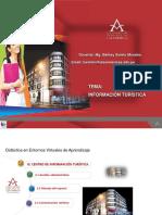 UNIDAD II. CENTRO DE INFORMACION TURISTICA