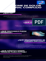Bright Pink Photo Background Process Infographic