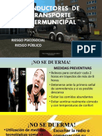 CONDUCTORES  DE TRANSPORTE INTERMUNICIPAL.pptx