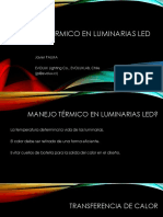 Thermal Design LED Luminaires