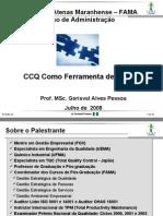 CCQ como ferramenta de gestão de grupos