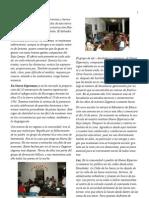 carta número 119 (08-01-2011) del Bajo Lempa/El Salvador