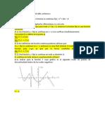 Preguntero Matematica II - Segundo Parcial
