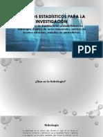 6_Aplicaciones de Distribuciones Probabilísticas en Hidrología