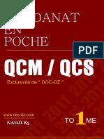 RESIDANAT EN POCHE - 2011-Tome  I - QCM - QCS.pdf