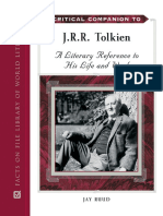 Jay Rudd-Critical Companion to J.r.r. Tolkien-Facts on File (2011)