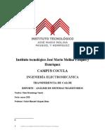 Resumen de analisis transitorios