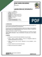 INFORME DE LABORATORIO #4