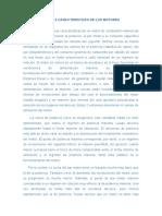 CURVAS CARACTERISTICAS DE LOS MOTORES