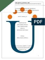 Actividad Colaborativa Fase 4 Evaluación PDT Palo Grande