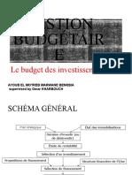 Aoub EL MOTREB invest Gestion-Budgetaire