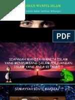 KEGIGIHAN WANITA ISLAM