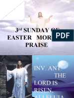 3RD SUNDAY OF EASTER-MP.ppt