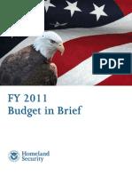Budget Bib Fy2011