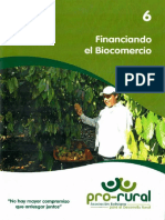 6.Financiando el Biocomercio