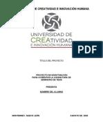ESTRUCTURA DEL PROYECTO DE INVESTIGACIÓN MAESTRÍA 2020.docx