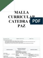 Malla Curricular Catedra de Paz.docx