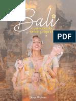 Bali, a jornada do amor próprio-cp