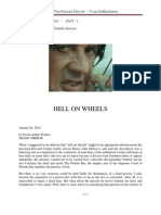 Hell on Wheels by David Arthur Walters With Pic