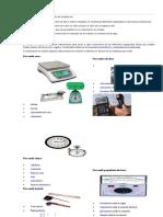 medicion instrumentos