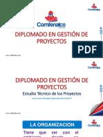 1.3 El Estudio Administrativo y Legal del Proyecto CEDESARROLLO