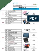 Gooky Laptop Price List (1)
