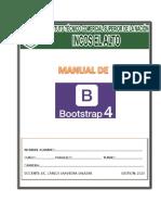 Manual Bootstrap