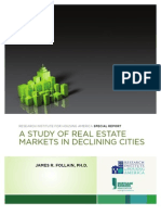 A Study of Real Estate Markets in Declining Cities -- Research Institute for Housing America, December 2010