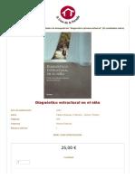 Diagnóstico estructural en el niño - La Casa de la Paraula