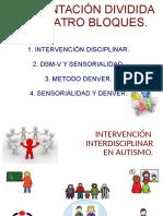 INTERVENCION INTERDISCIPLINAR