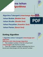 16_Jan_Interchange__Insert__Sorting_Algorithm.ppt