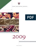 Harvard Annual 2009
