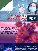 El Covid19 y La Educación en Panamá