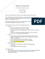 ENG315 Assignment 2