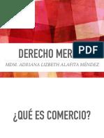 CLASE 1 DEREHO MERCANTIL