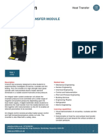 H112S-BOILING HEAT TRANSFER MODULE