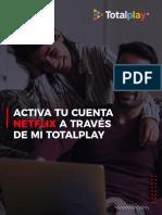 ManualActivaciónMiTotalplay