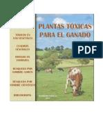 plantas toxicas para el ganado