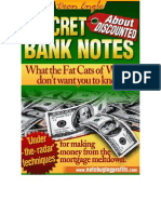 Bank Notes Secrets