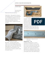 Classic Posters - Some of the Tools the Experts Use
