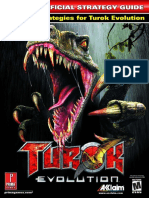 Turok Evolution Prima Official eGuide