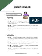 IV Bim. 4to. Año - LENG. - Guía Nº 4 - Ort. Complemento - 20.doc