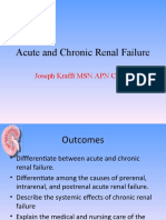 Acute and Chronic Renal Failure My Ppt