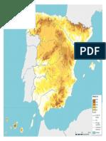 Mapa España físico mudo.pdf