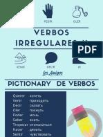 PRESENTE DE INDICATIVO- verbos irregulares