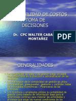 CONTABILIDAD DE COSTOS PARA LA TOMA DE DECISIONES.ppt