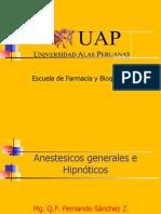 Clase12 Anestesicoss Generales Uap 2019